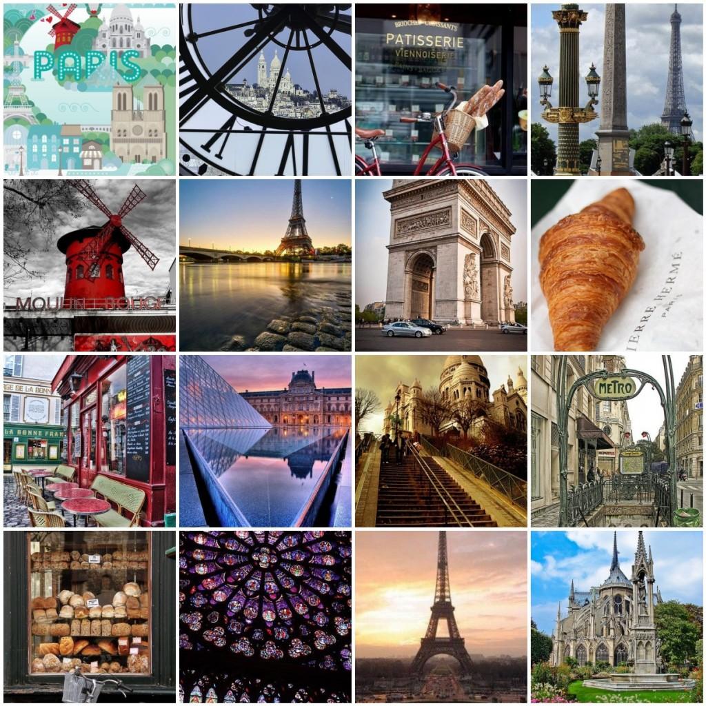 Rincones de París